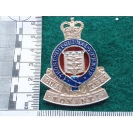 NZ Ordnance Corps Cap badge