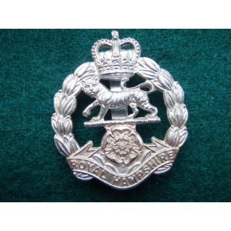 Royal Hampshire Regt Anodised Cap Badge