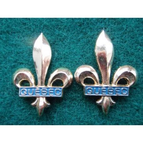 Quebec Anodised Collars