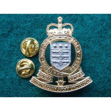 Anodised R.A.A.O.C Hat Badge