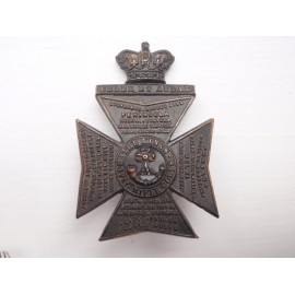 V/R The Kings Royal Rifle Corps Cap Badge