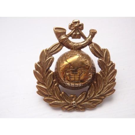 WW1 Royal Marines Light Infantry Cap Badge