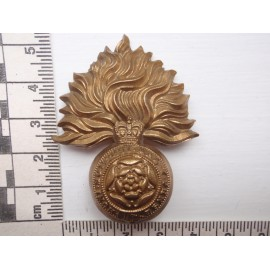 Q/C The Royal Fusiliers (City of London Regt) Cap Badge