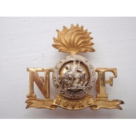 Officers Royal Northumberland Fusiliers Shoulder Title