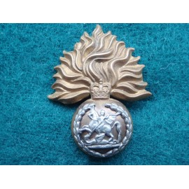 Officers The Fusiliers Cap Badge