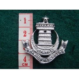 BAJAUR SCOUTS Cap Badge