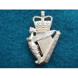 Royal Irish Regt Brass OR's Cap Badge
