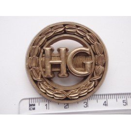 WW2 Plastic Economy Home Guard Badge