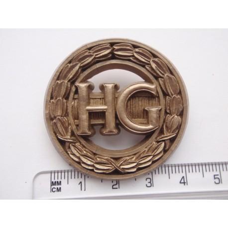 WW2 Plastic Economy Home Guard Badge