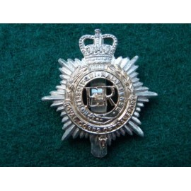 Anodised R.C.T Cap Badge