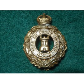 WW1 The 8th (isle of Wight Rifles, Princess Beatrice's) Btn The Hampshire Regt Brass Cap Badge