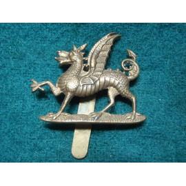 WW1 1st Batt The Monmouthshire Regt Cap Badge