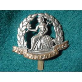 Royal Norfolk Regt 1898-1937 Badge