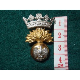 Officers Royal Irish Fusiliers Collar Badge