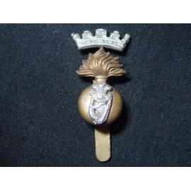 WW1/2 Royal Irish Fusiliers Cap Badge
