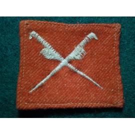 WW2 Waziristan District Formation Sign