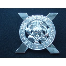 The Lowland Brigade 1959-68 Anodised Cap Badge