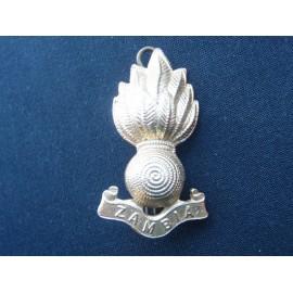 Zambia Engineers Cap Badge