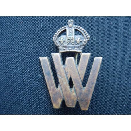 WW1 War Workers Lapel Badge