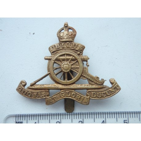 K/C Royal Artillery Beret Badge