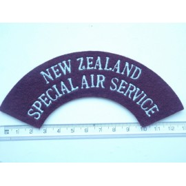 New Zealand Special Air Service Title