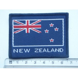 New Zealand Armed Forces Nationality Badge