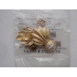 Gibraltar Regt Collar Badges