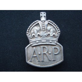 WW2 1936 dated ARP Badge