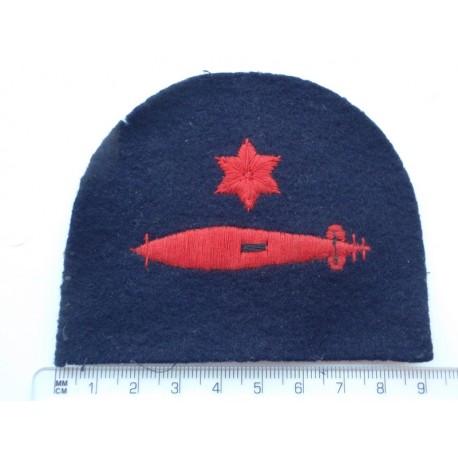 WW2 Wireman Royal Navy Trade Badge