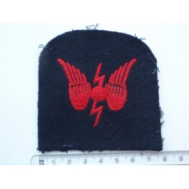 WW2 Wireless Telegraphist Trade Badge