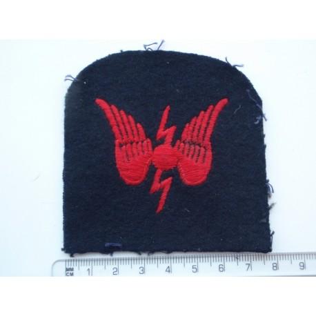 WW2 Wireless Telegraphist Trade Badge