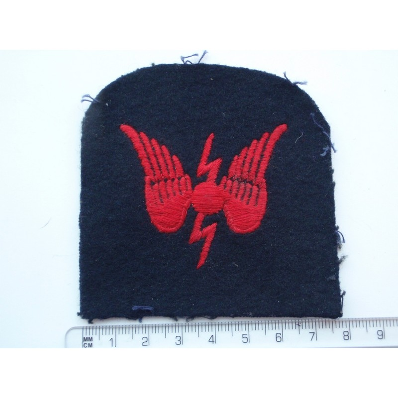 Ww2 Wireless Telegraphist Trade Badge Gradia Military