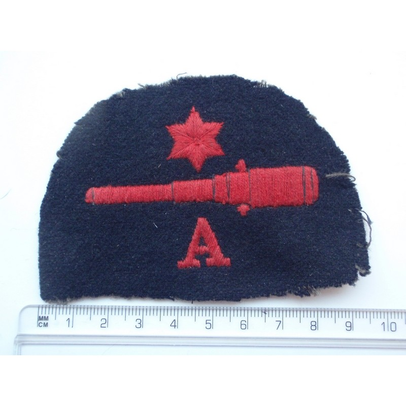Ww1 2 Royal Navy Armourers Trade Badge Gradia Military
