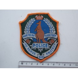 Australian Northern Territory Police Patch