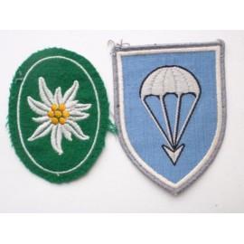 Post War German Special Forces Badges