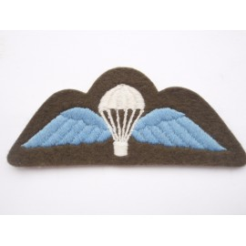 British Army Parachute Qualified Wings