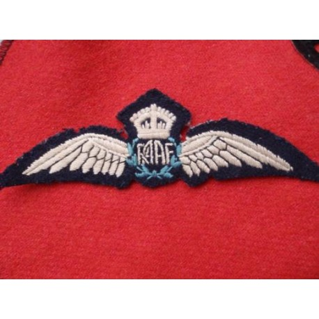 Ww2 R A A F Pilots Wings Gradia Military Insignia