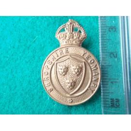 The Shropshire Yeomanry Collar