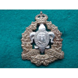 WW2 Le Regiment de Maisonneuve Cap Badge