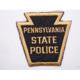Pennsylvannia State Police Patch