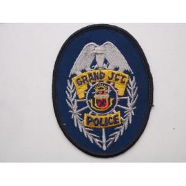 Grand Jet Police Patch