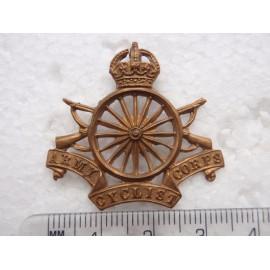 WW2 Army Cyclist Corps OR's Brass Collar