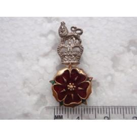 Loyal Regt Q/C Officers Collar