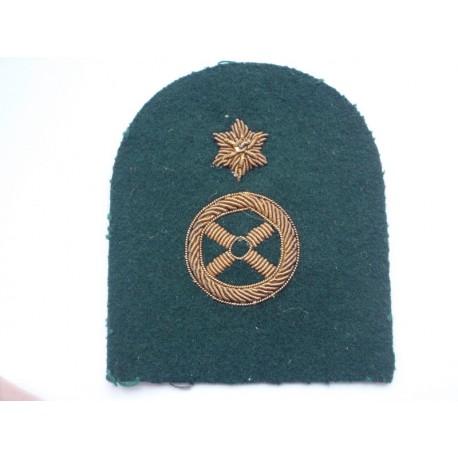 Royal Marines Driver Bullion Trade Badge
