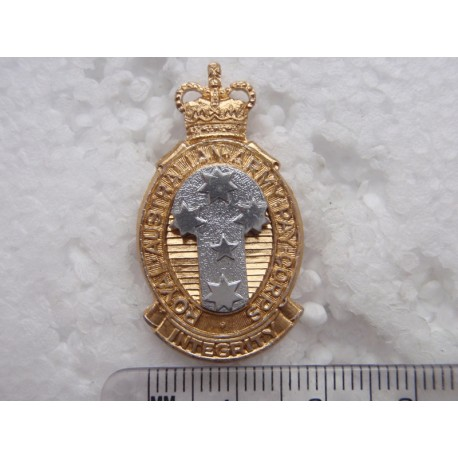 Royal Australian Army Pay Corps Anodised Collar