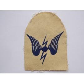 WW2 Royal Navy Telegraphist Trade Badge
