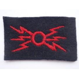 WW2 Wireless Signals Badge