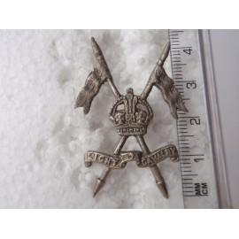 Indian 7th Light Cavalry w/m Cap Badge