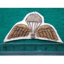 Australian Navy parachute Qualified Bullion Wing