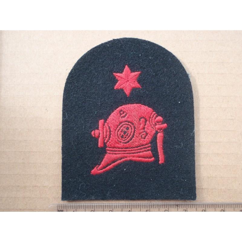 Royal Navy Divers Trade Badge Gradia Military Insignia
